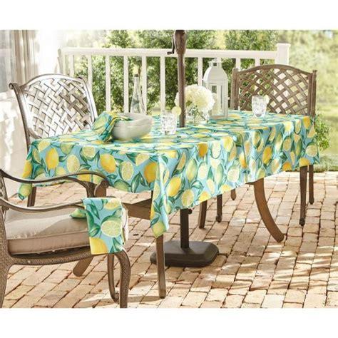 elrene lemon grove stain resistant indoor outdoor