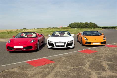 supercar driving experience at goodwood motor circuit