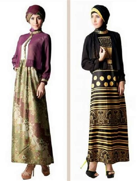 Kenali Model Baju Gamis tips sebelum membeli model baju gamis batik dinar batik