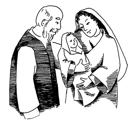 free coloring pages of abraham and sara