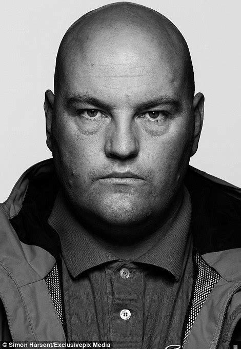 best hooligans former football hooligans pictured in striking images by