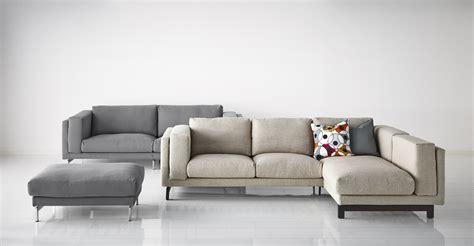 ikea nockeby sofa nockeby s 233 rie ikea