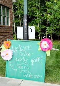 Backyard Sweet 16 Ideas by Abby S Sweet 16 Outdoor Less Than