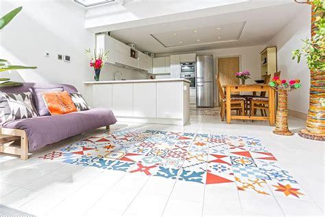 mattonelle per soggiorno 25 idee di piastrelle patchwork per una casa moderna e