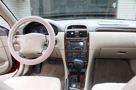 2000 Toyota Camry Interior 2000 Toyota Camry Solara Pictures Cargurus