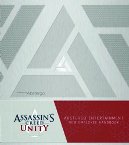 assassins creed unity abstergo aug141933 assassins creed unity abstergo ent new employee handbook previews world