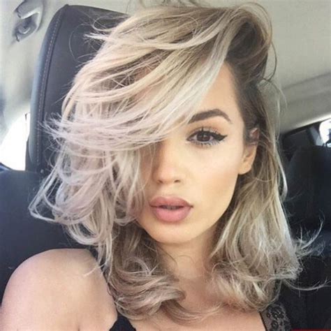 hot long bob haircuts  hair color ideas page