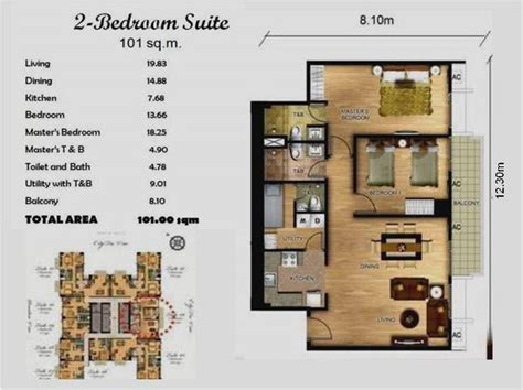 polo towers 1 bedroom suite polo towers 2 bedroom suite bedroom at real estate