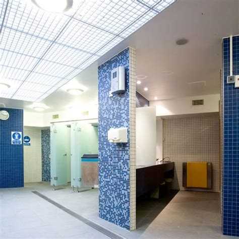 Pool Changing Room by Leisure And Retail Cleaning Services