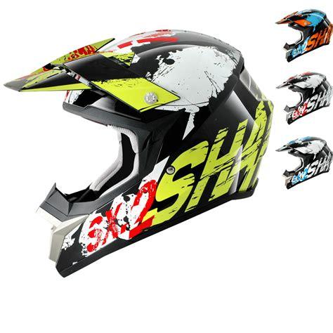 shark motocross helmets shark sx2 freak motocross helmet motocross helmets
