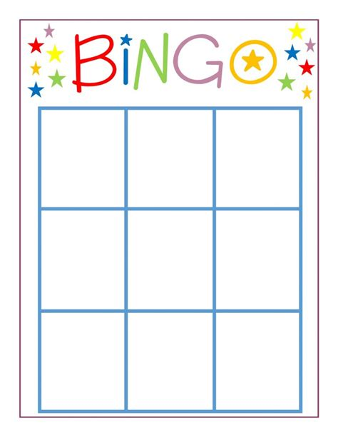 create your own bingo card template family bingo dolen diaries
