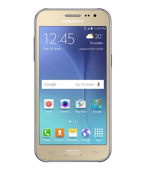 Samsung J Ram 1gb samsung galaxy j2 8gb 1gb ram 4g gold