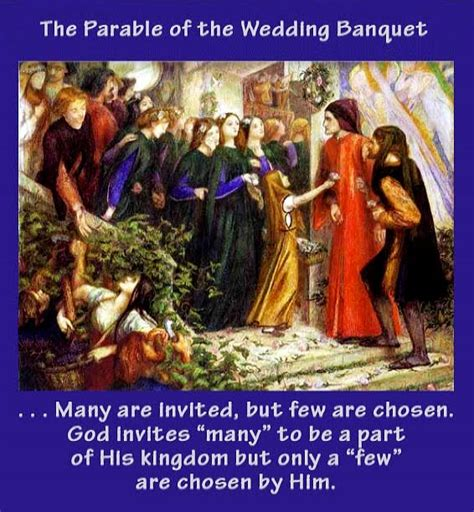 invitation to the wedding feast universalism search results all along the watchtower