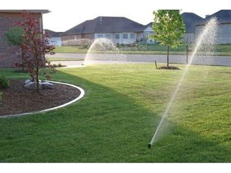 irrigazione giardino fai da te creare un giardino fai da te progettazione giardini