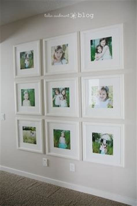 how to hang frames without nails 1000 ideas about display family photos on pinterest