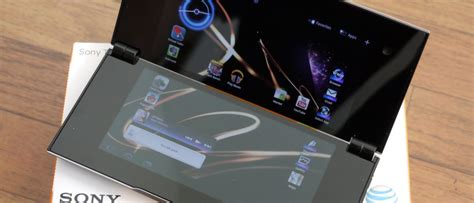 Sony Tablet P sony tablet p review slashgear