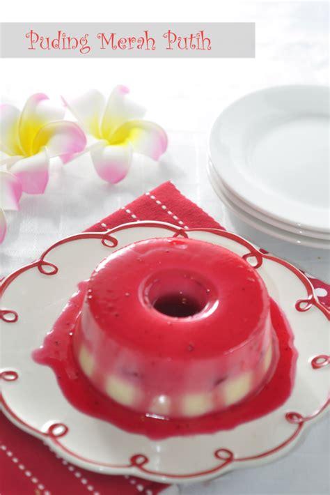 Nayz Puding Strawberry Pudding Bayi 200gr puding merah putih diary