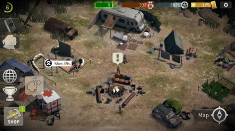 The Waking Land the walking dead no man s land review use your brain