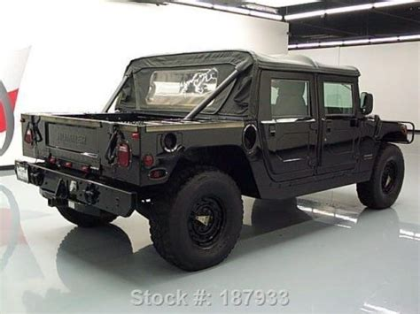 auto manual repair 1993 hummer h1 regenerative braking service manual 2000 hummer h1 open top 2000 hummer h1 open top find used 2000 hummer h1 6
