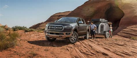2019 Ford Ranger Aluminum by 2019 Ford 174 Ranger Midsize Truck The All New Small