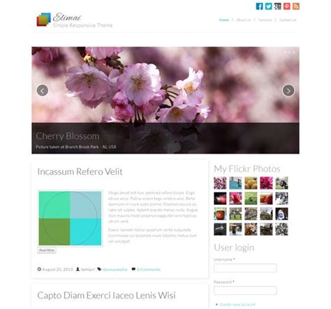 bootstrap templates for drupal 1000 images about 9 of the best free bootstrap drupal