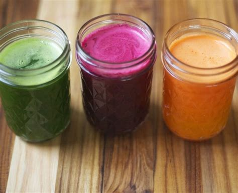 Fast Track Liver Detox Recipes by Three Tasty Juices From The Chalkboard Mag To Get You