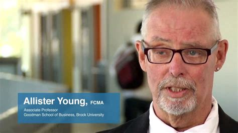 Goodman School Of Business Mba Review by Goodman Professor Allister Appointed To Fcma