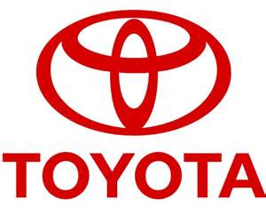 Logo Of Toyota Motors Toyota Posts Strong Quarterly Results Increases