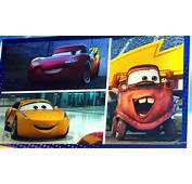 Lighting Mcqueen Race Cartoon Disney PIXAR Cars Lightning