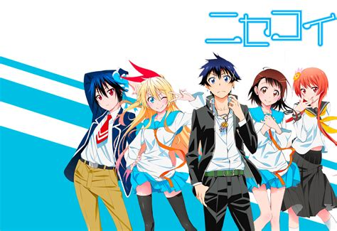 wallpaper hd anime nisekoi nisekoi wallpaper by scooterlights on deviantart