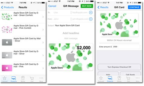 Apple Gift Card International - apple store app now supports international passbook gift cards after update