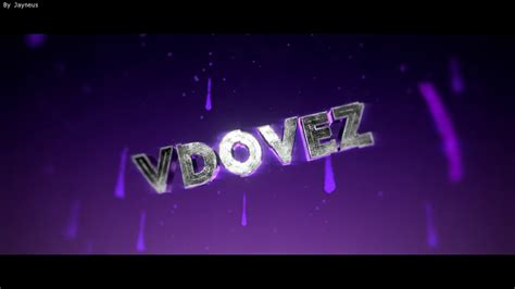 Template Edit Intro Vdovez V2 Youtube Intro Template Editor