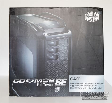 Dispenser N Cool Cosmos review cooler master cosmos se