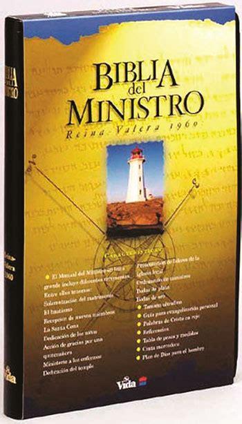 biblia del ministro rv60 biblia del ministro rv 1960 my healthy church 174