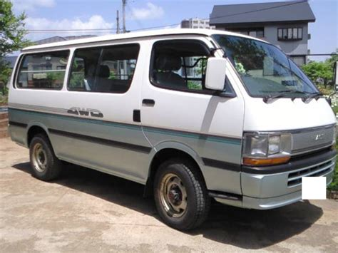 toyota hiace for sale japan toyota hiace buses for sale html autos post
