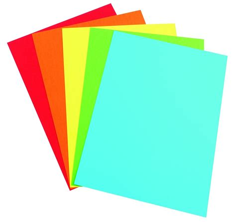 Colour Paper Crafts - pixel 174 assorted a4 printing copier printer craft
