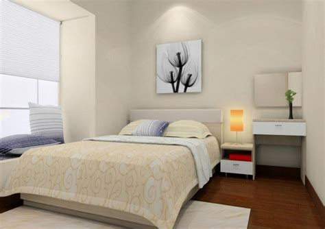 interior design for bed wall 3d house