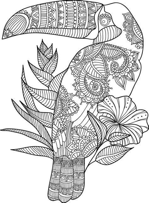 coloring book gel pens 1000 images about animal coloring pages for adults on