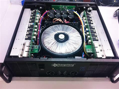 Power Lifier Crest Audio Ca 18 china professional power lifier ca18 photos