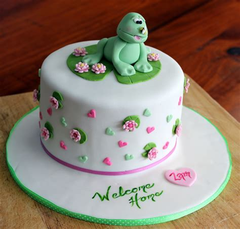 welcome home froggie cake cake decorating community