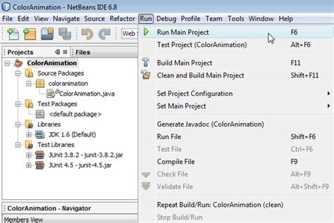tutorial java web start netbeans open source web animation java web start animation