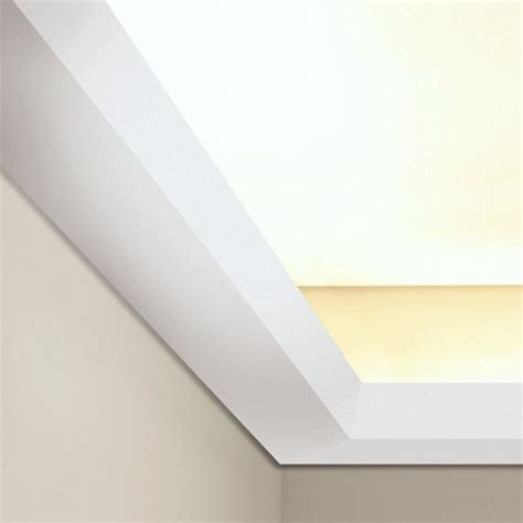 Indirect Ceiling Lighting Modern Crown Molding Aventura Crown Molding For Indirect Lighting