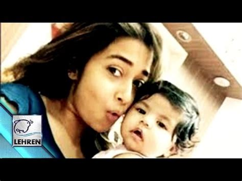 film india uttaran youtube uttaran fame tina dutta welcomes a new member in her