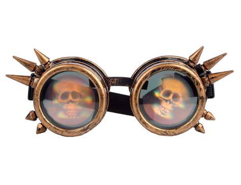 cool goggles cool skull goggles steunk glasses vintage retro welding