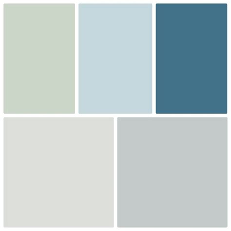 sherwin williams gray colors sherwin williams color palette sea salt balmy downpour