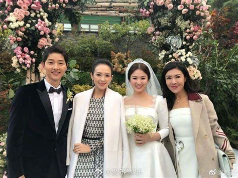 yoo ah in song hye kyo wedding song hye kyo and song joong ki are married couch kimchi