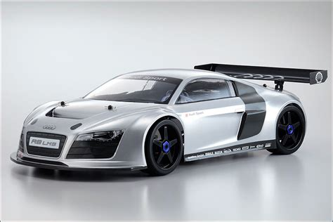 Audi R8 Rs by Kyosho 1 8 Ep Inferno Gt2 Ve Rs Audi R8 30935
