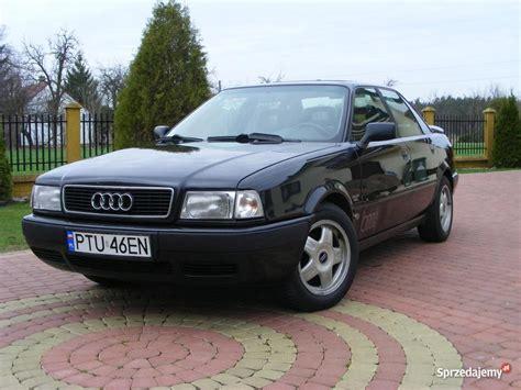 Audi B80 by Audi 80 B4 2 0 Benzyna Lpg 115 Km Czarny Metalik
