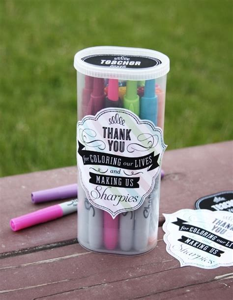 32 Beautiful Teacher Appreciation Thank You Gifts
