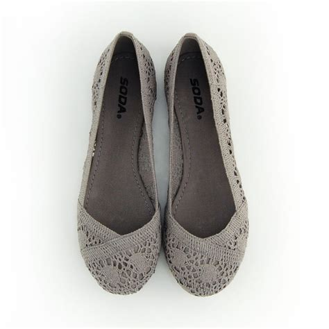 soda shoes flats soda faddy s flats shoes ebay
